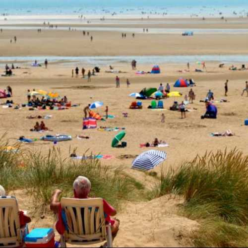 Camber Sands .....