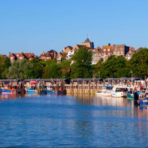 Top Places to See in Rye