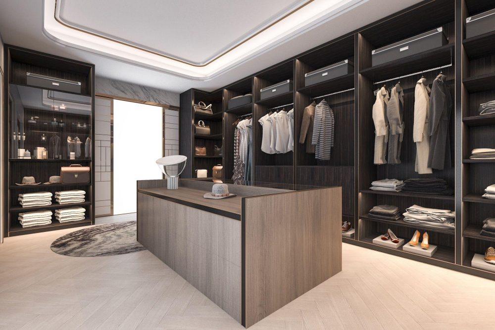 Walk In Wardrobe 2